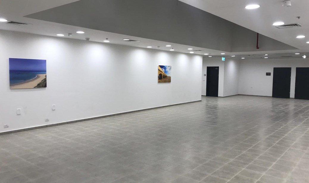 הלובי החדש (אתר צה